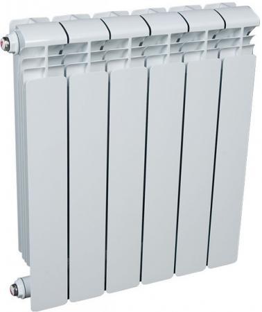 Алюминиевый радиатор Rifar (Рифар) Alum  500  6 сек. (Кол-во секций: 6; Мощность, Вт: 1098) алюминиевый радиатор rifar alum ventil avr 500 08