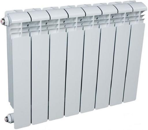 Алюминиевый радиатор Rifar (Рифар) Alum 350 8 сек. (Кол-во секций: 8; Мощность, Вт: 1112) алюминиевый радиатор rifar alum 500 4 сек