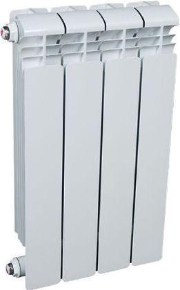 Алюминиевый радиатор Рифар RIFAR Alum 350 4 сек. VL лев. (Кол-во секций: 4; Мощность, Вт: 556; Подключение: левое) биметаллический радиатор rifar рифар b 350 нп 4 сек лев кол во секций 4 мощность вт 544 подключение левое