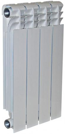 Алюминиевый радиатор Рифар RIFAR Alum 500  4 сек. VR прав. (Кол-во секций: 4; Мощность, Вт: 732; Подключение: правое) алюминиевый радиатор rifar alum 500 10 сек