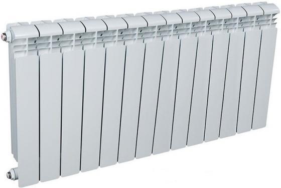 Алюминиевый радиатор Рифар RIFAR Alum 500 14 сек. VL лев. (Кол-во секций: 14; Мощность, Вт: 2562; Подключение: левое) биметаллический радиатор rifar рифар b 500 нп 10 сек лев кол во секций 10 мощность вт 2040 подключение левое