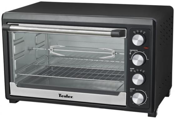 Мини-печь TESLER EOG-6000 чёрный мини печь tesler eog 2900