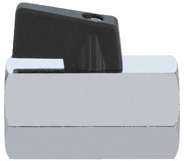 Кран Mini F.I.V. г/г (Диаметр присоединения: 1/2) pro svet light mini par led 312 ir