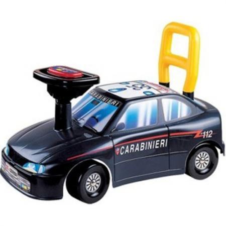 Каталка-машинка Нордпласт Авто Карабинеры пластик от 1 года на колесах цвет в ассортименте 431014 нордпласт нордпласт каталка кочевник