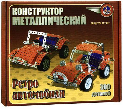Фото - Конструктор Десятое королевство Ретро-авто 300 элементов 00950 авто