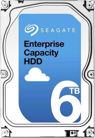 Жесткий диск 3.5 SAS 6 Tb 7200rpm 256Mb cache Seagate ST6000NM0095