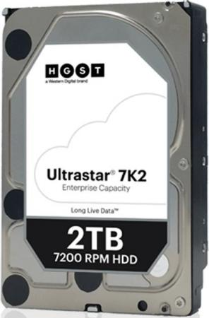 Жесткий диск 3.5 2 Tb 7200rpm 128Mb cache HGST SATAIII 1W10002 1w10002
