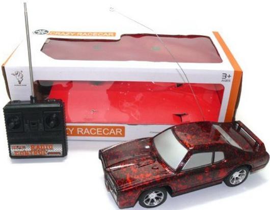 Машинка на радиоуправлении Shantou Gepai G253-12A красный от 3 лет пластик машинка на радиоуправлении shantou gepai g253 12a пластик от 3 лет красный 6927712563804