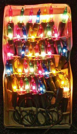 цены Гирлянда электрическая, 35 ламп, прозрачная, цветная, 2 + 1,5 м N11001