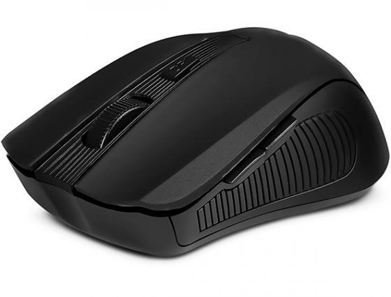 Мышь беспроводная Sven RX-345 чёрный USB SV-014148
