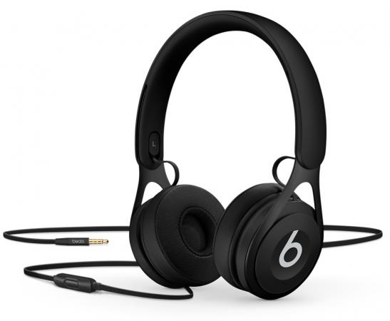 Наушники Apple Beats EP On-Ear черный ML992ZE/A наушники накладные beats ep on ear headphones white ml9a2ze a