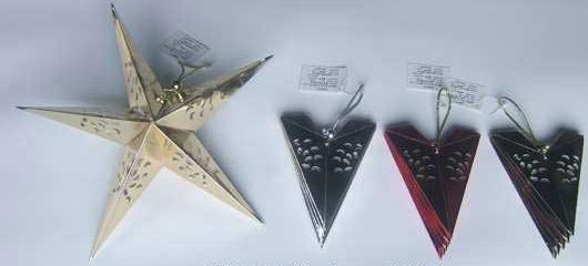 Новогоднее украшение Winter Wings Рождественская звезда 27 см в ассортименте N09195\\27 цены онлайн