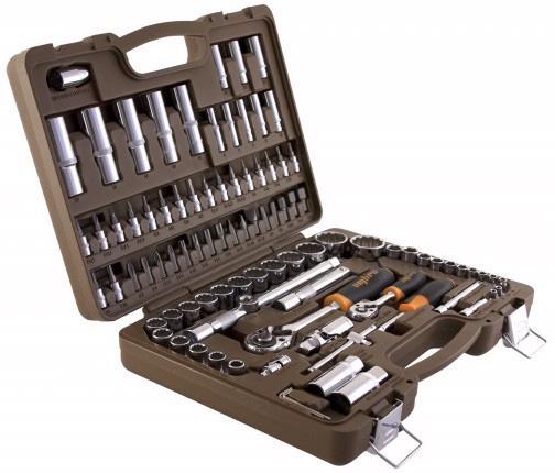 все цены на Набор инструментов Ombra OMT94S12 94шт онлайн