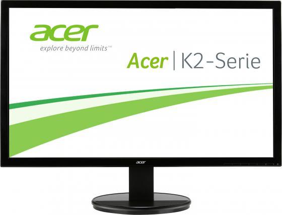 Монитор 21.5 Acer K222HQLb черный TFT-TN 1920x1080 200 cd/m^2 5 ms VGA UM.WX3EE.002 монитор жк acer v246hylbd 23 8 черный [um qv6ee 002]