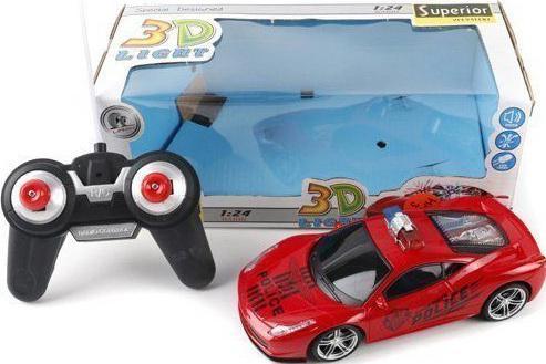 Машинка на радиоуправлении Shantou Gepai 3700-23G красный от 3 лет пластик машинка на радиоуправлении shantou gepai chevrolet camaro красный от 3 лет пластик 1623 2a