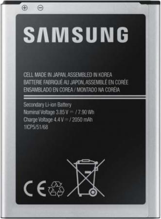 Аккумулятор Samsung EB-BJ120CBEGRU 2050мАч для Samsung Galaxy J1 2016 аккумулятор мобильного телефона samsung eb bj120cbegru для samsung galaxy j1 2016 j120 2050 mah