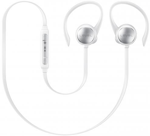 Bluetooth-гарнитура Samsung BG930 белый EO-BG930CWEGRU samsung samsung mn910 bluetooth гарнитура белый