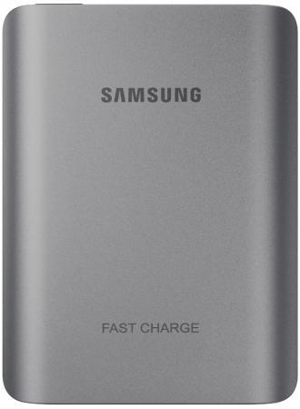 Портативное зарядное устройство Samsung EB-PN930CSRGRU 10200mAh универсальный 1xUSB серый цена