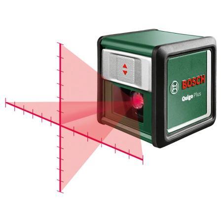 цена на Лазерный нивелир Bosch Quigo Plus