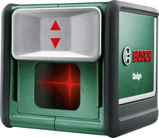Лазерный нивелир Bosch Quigo III 0603663521 нивелир bosch quigo ii