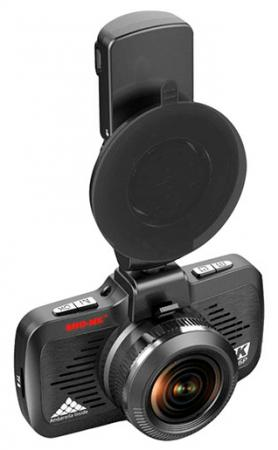 Видеорегистратор Sho-Me A7-GPS/GLONASS 2.7 2304x1296 5Mp 170° G-сенсор HDMI microSD microSDXC