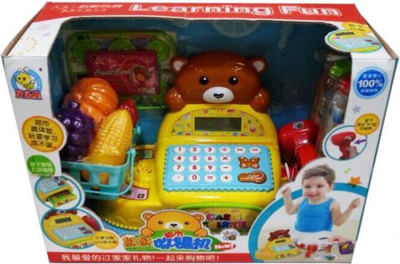 Игровой набор Shantou Gepai касса «Медвежонок» 35561