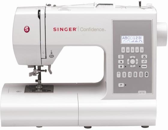 Швейная машина Singer Confidence 7470 белый цена