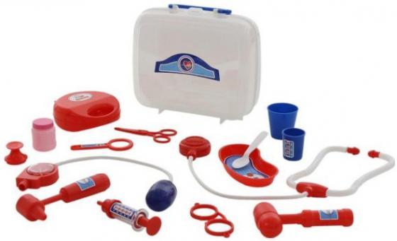 Игровой набор Shantou Gepai Доктор №3 16 предметов 56559 ролевые игры игруша игровой набор продукты 10 предметов