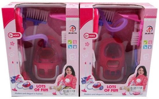 Набор для уборки Shantou Gepai Хозяюшка 6 предметов 5995 сумка shantou gepai 9703a 59 розовый