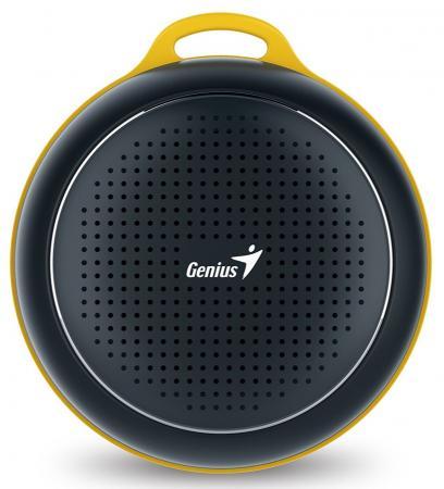 Портативная акустика Genius SP-906BT 3 Вт черный genius hs 300a silver
