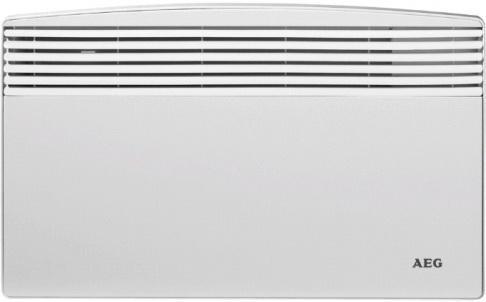 Конвектор AEG WKL 2503 S 2500 Вт белый вентилятор напольный aeg vl 5569 s lb 80 вт