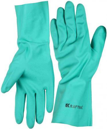 цена на Перчатки Kraftool 11280 нитриловые 11280-XXL