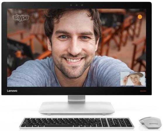"Моноблок 27"" Lenovo Ideaсenter AIO 910-27ISH 1920 x 1080 Intel Core i5-6400T 8Gb 1Tb Nvidia GeForce GT 920A 2048 Мб Windows 10 Home серебристый F0C2001SRK"