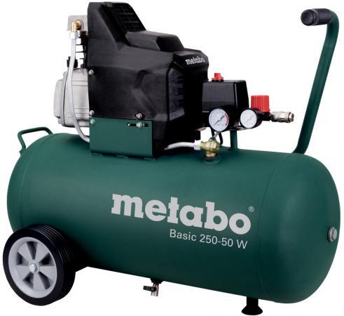 Компрессор Metabo 250-50Wмасляный поршневой 601534000 компрессор metabo 250 24w