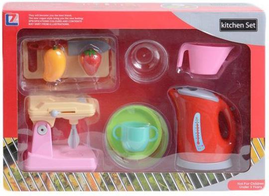 Набор кухонной техники Shantou Gepai Kitchen Set  58000-9 сумка shantou gepai 9703a 59 розовый