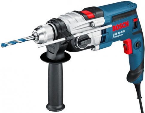 Дрель ударная Bosch GSB 19-2 RE 060117B500 цена
