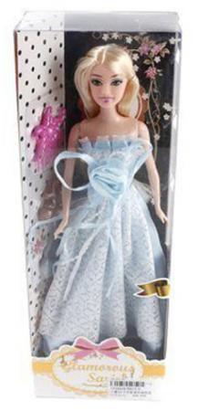 Кукла Shantou Gepai Лотта 29 см  8813-D очиститель д пмм lotta 250 мл
