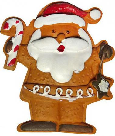 Магнит Winter Wings Рождественский пряник 4х5 см сувенир миленд магнит бодрого утра винил пакетик с европодвесом т 3252