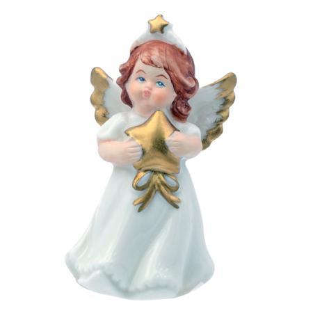 Сувенир АНГЕЛ, 7 см, керамика цена
