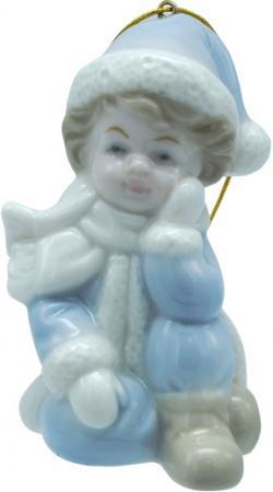 Сувенир Winter Wings МАЛЫШ 5 х 7 см, керамика N163216 магнит angelucky умный совёнок пластик авторская работа 5 х 7 5 см