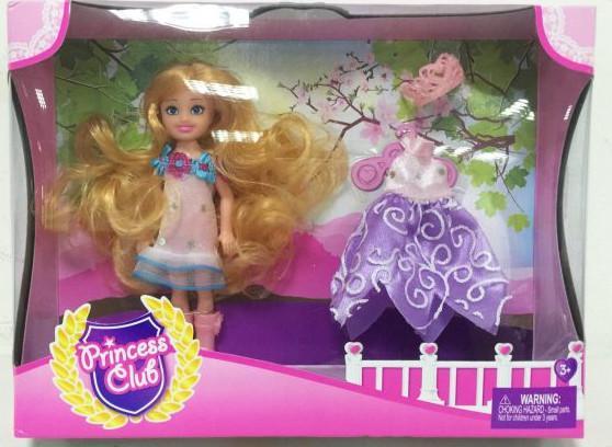 Кукла Shantou Gepai Princess Club Мой гардероб 12 см 35808 кукла shantou gepai princess club kw20906