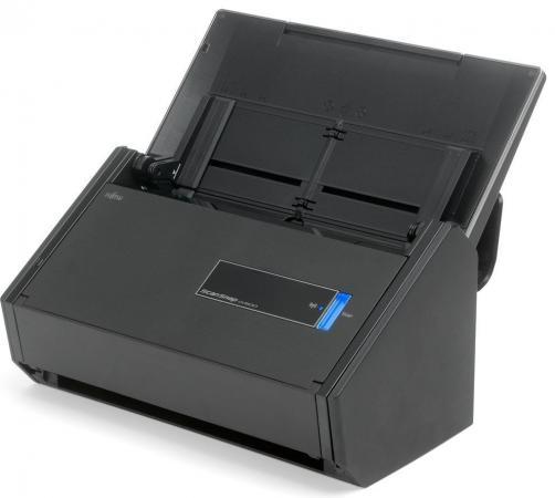 Сканер Fujitsu ScanSnap iX500 протяжный А4 1200x600 dpi CIS 25ppm Wi-Fi PA03656-B301 1setx original new pickup roller feed exit drive for fujitsu scansnap s300 s300m s1300 s1300i
