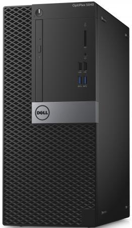 Системный блок Dell Optiplex 5040 MT i7-6700 3.4GHz 8Gb 500Gb HD 530 DVD-RW Win7Pro клавиатура мышь черный 5040-9976 моноблок 19 5 dell optiplex 3030 1600х900 i3 4160 3 6ghz 4gb 500gb hd4400 dvd rw win7pro win8 1pro клавиатура мышь черный 3030 6934