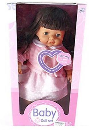 Кукла Shantou Gepai Софи 38 см говорящая со звуком LD9806A стоимость