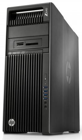 Системный блок HP Z640 E5-2620v4 2.1GHz 16Gb 1Tb DVD-RW Win10Pro клавиатура мышь черный Y3Y41EA системный блок hp z440 e5 1650v4 3 2ghz 16gb 512gb ssd dvd rw win7pro win10pro клавиатура мышь черный t4k81ea