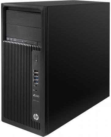 все цены на Системный блок HP Z240 TW i7-6700 3.4GHz 8Gb 256Gb SSD HD530 DVD-RW Win10Pro клавиатура мышь черный Y3Y28EA