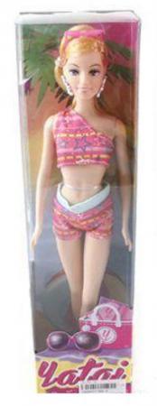 Кукла Shantou Gepai На пляж 29 см 88-5 кукла shantou gepai софия 29 см 8813 b