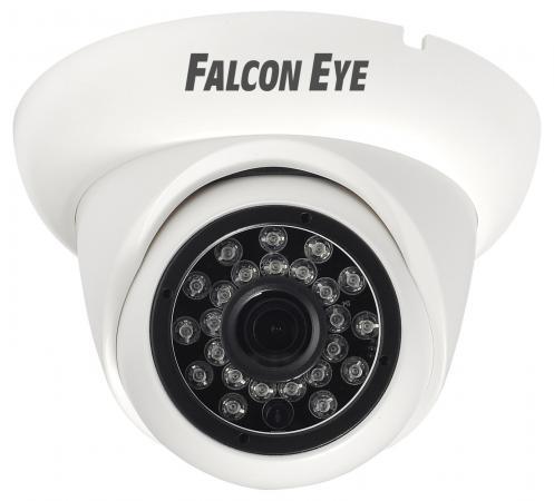 Фото - Видеокамера Falcon EYE FE-ID1080MHD/20M CMOS 1/2.8 2.8 мм 1920 x 1080 H.264 MJPEG белый видеокамера