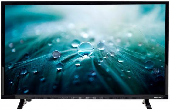 """Телевизор 32"""" Erisson 32LES76T2 черный 1366x768 50 Гц USB SCART"""