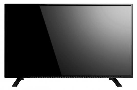 """Телевизор 43"""" Erisson 43LES76T2 черный 1920x1080 50 Гц SCART"""